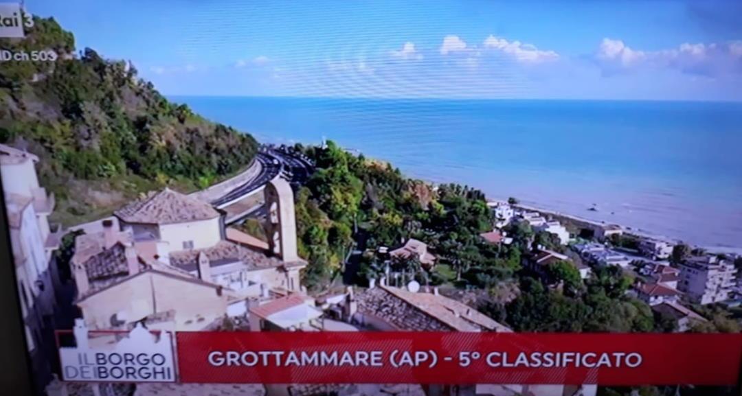 """Grottammare nella top five al """"Borgo dei Borghi"""""""