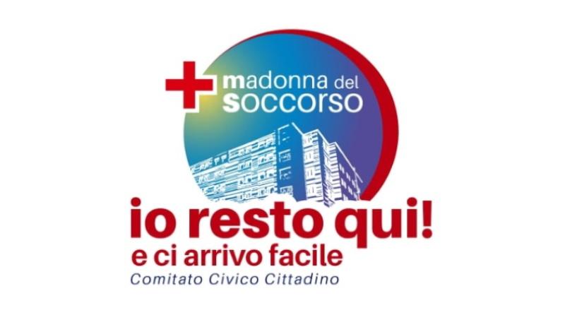 Ospedale Madonna del Soccorso: io resto qui! E ci arrivo facile