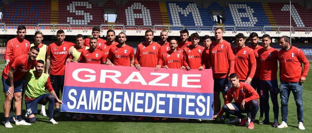 Samb – Cesena 0 – 2, rossoblu puniti in tre minuti
