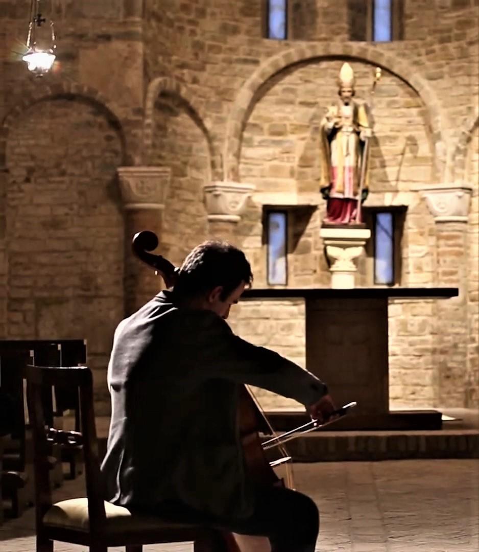 Marche Palcoscenico Aperto, Bach e il Romanico nel Piceno