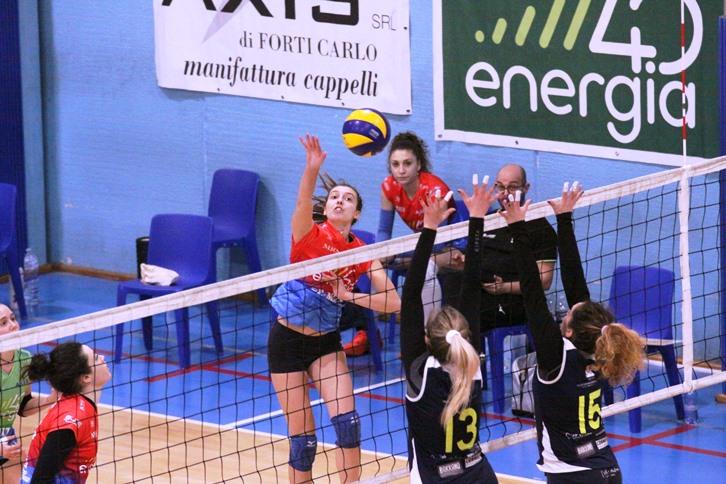 PallaVolo, Prosegue il cammino di crescita della giovane compagine femminile della Volley Angels