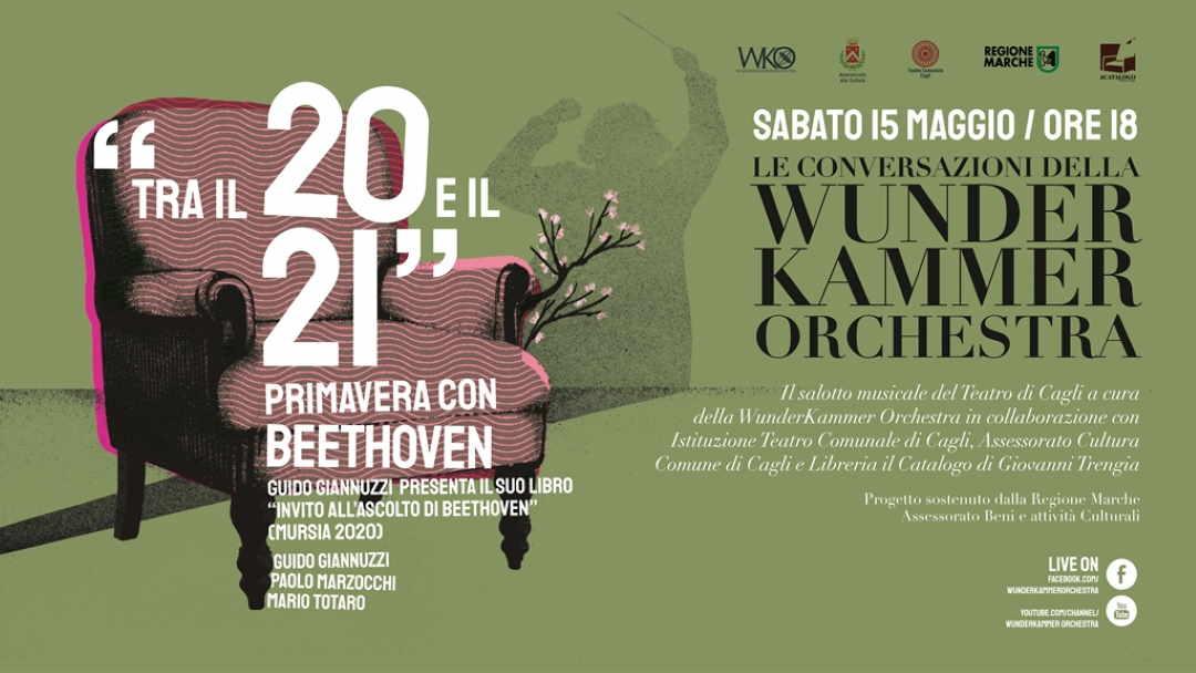 """Guido Giannuzzi, """"Invito all'ascolto di Beethoven"""""""