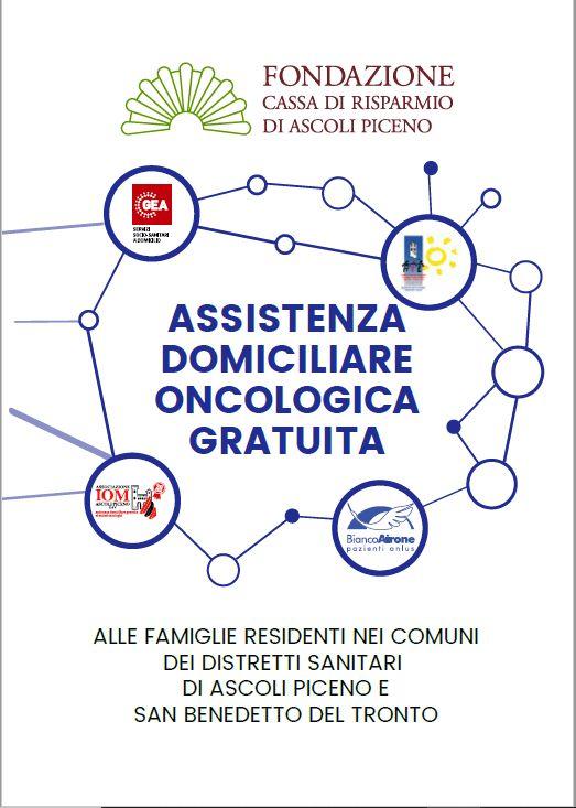 Assistenza domiciliare dei malati oncologici e terminali