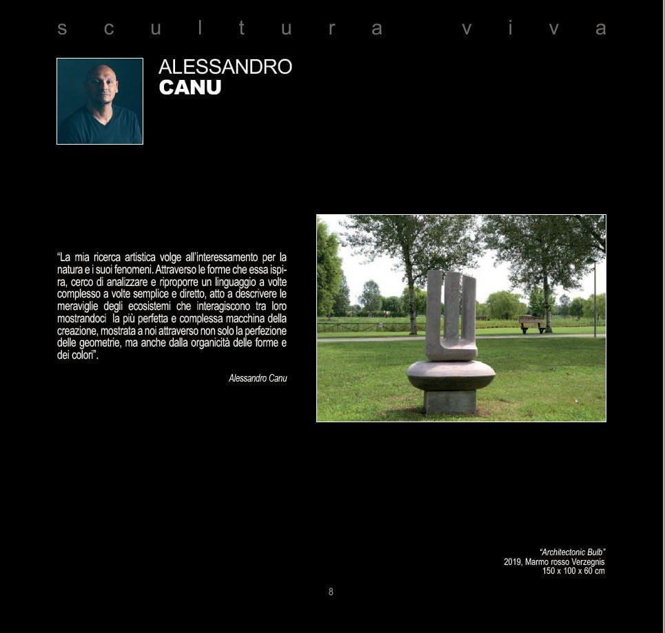 Verso il Festival dell'Arte sul Mare 2021: Alessandro Canu