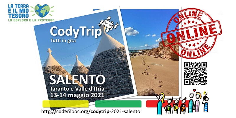 CodyTrip in Puglia, gita da record