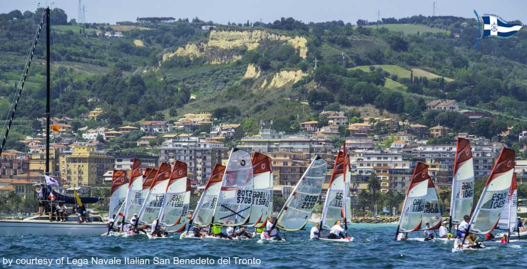 O'Pen Skiff, regata interzonale a San Benedetto del Tronto