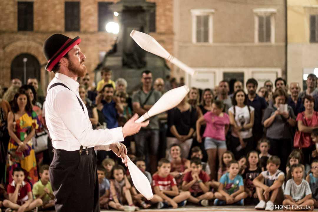 Recanati Art Festival: Arte di Strada e Festa della Musica