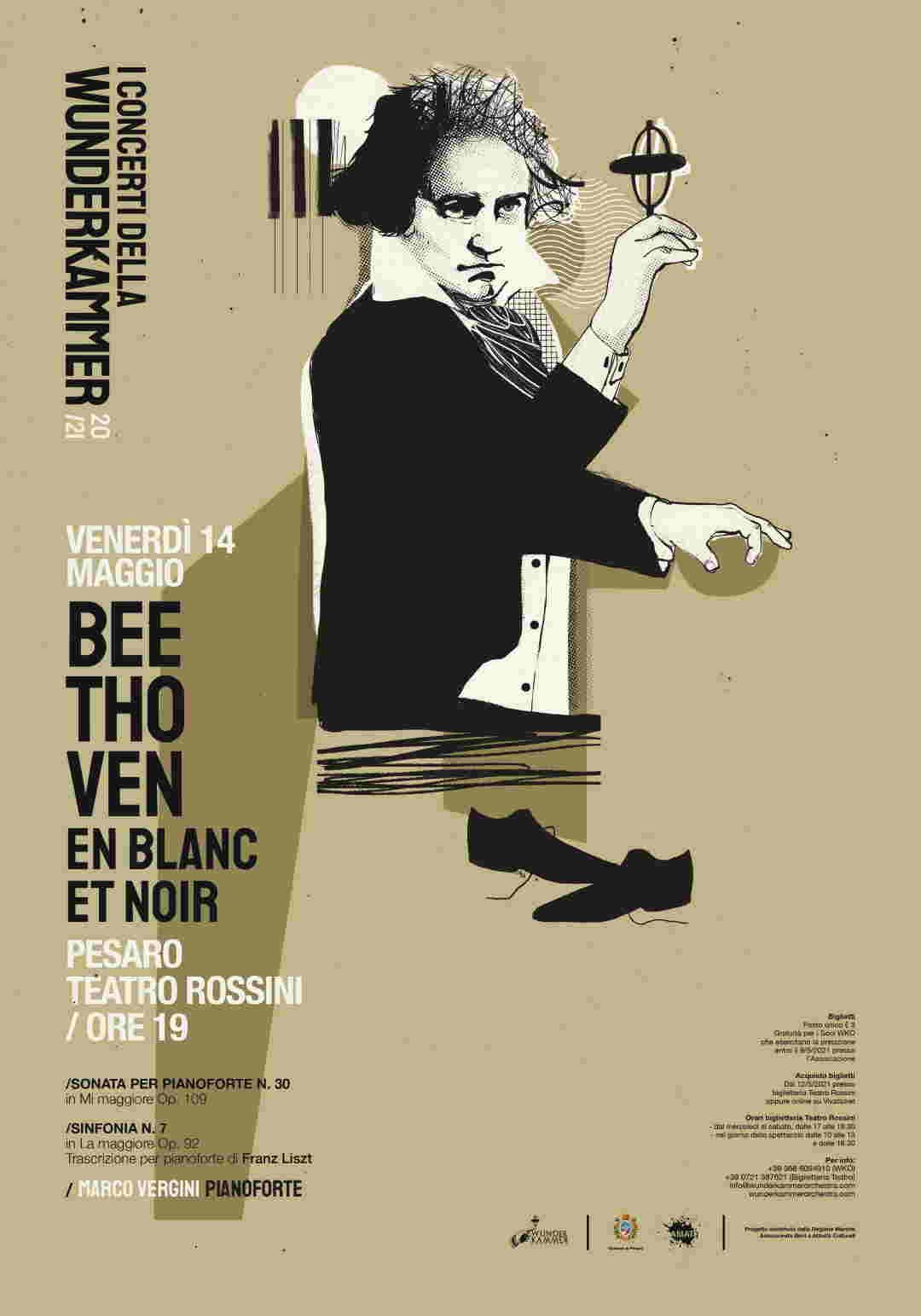 Beethoven in Bianco e Nero