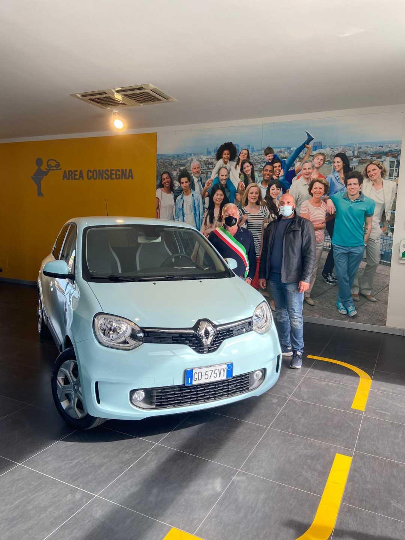 Acquisto di veicoli sostenibili da parte dei Comuni di Montefiore dell'Aso e Montelparo