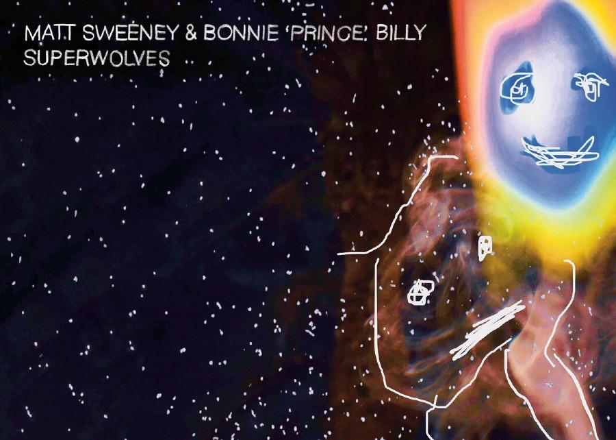 "Matt Sweeney & Bonnie 'Prince' Billy ""Superwolves"""