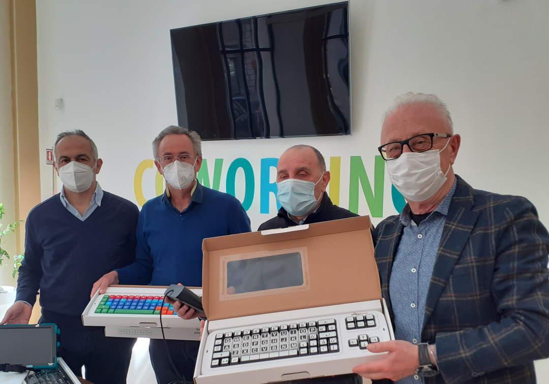 Dal Rotary Club di Ascoli nasce l'Ausilioteca informatica per la disabilità