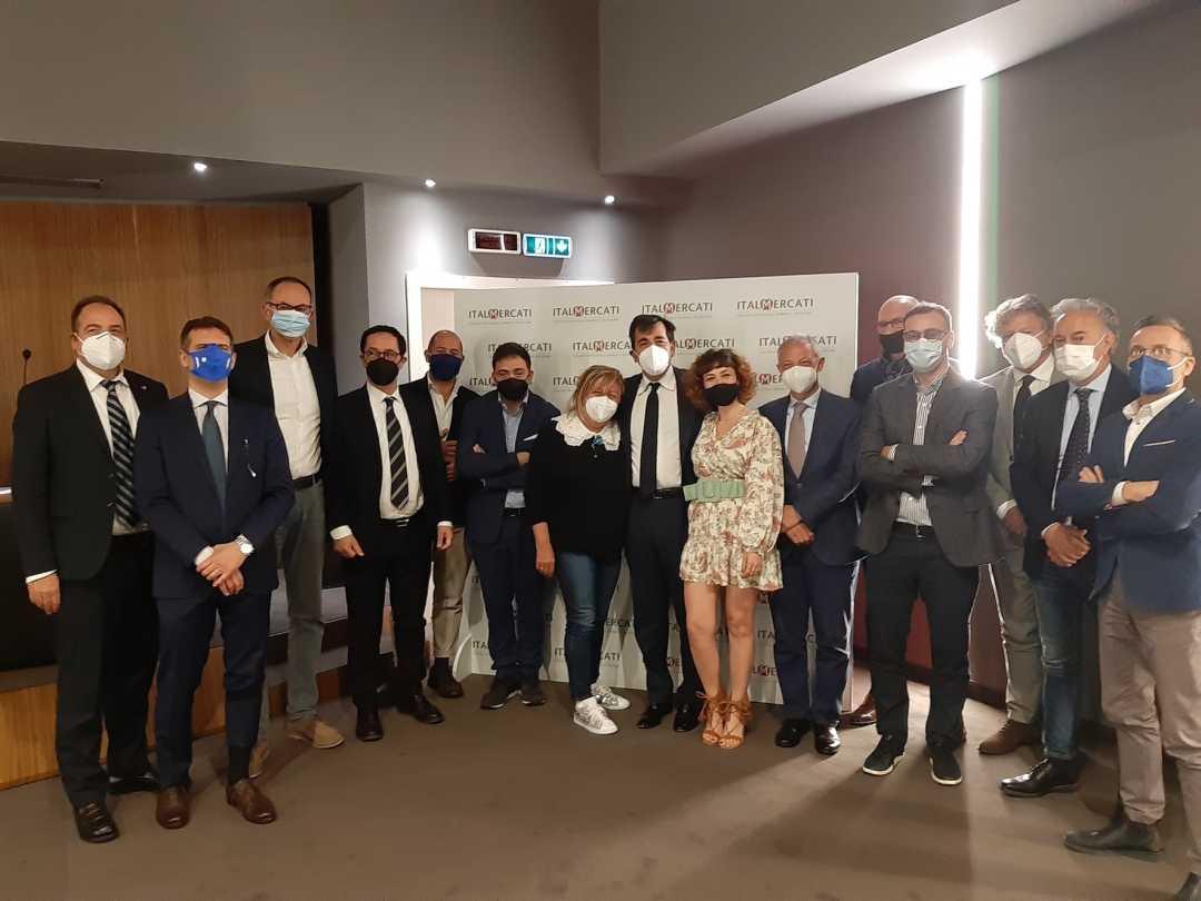 Il Centro Agroalimentare Piceno nel Comitato di Gestione Italmercati