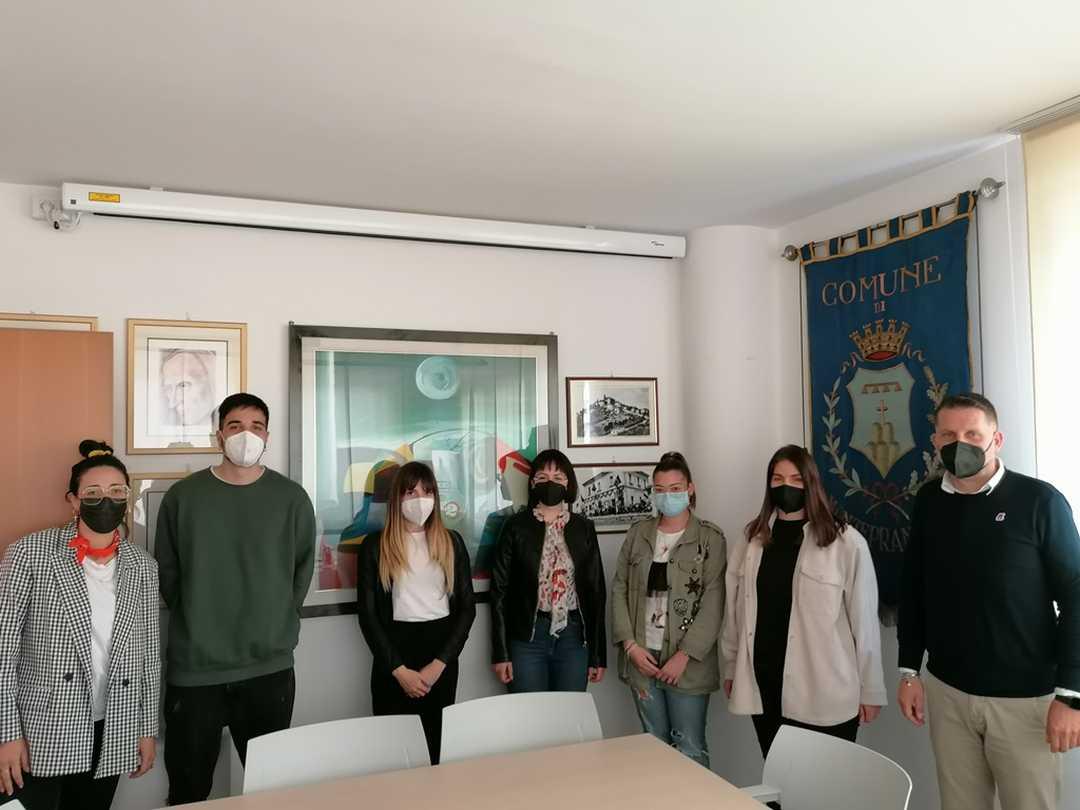 Servizio civile universale, partito il progetto per sette giovani volontari
