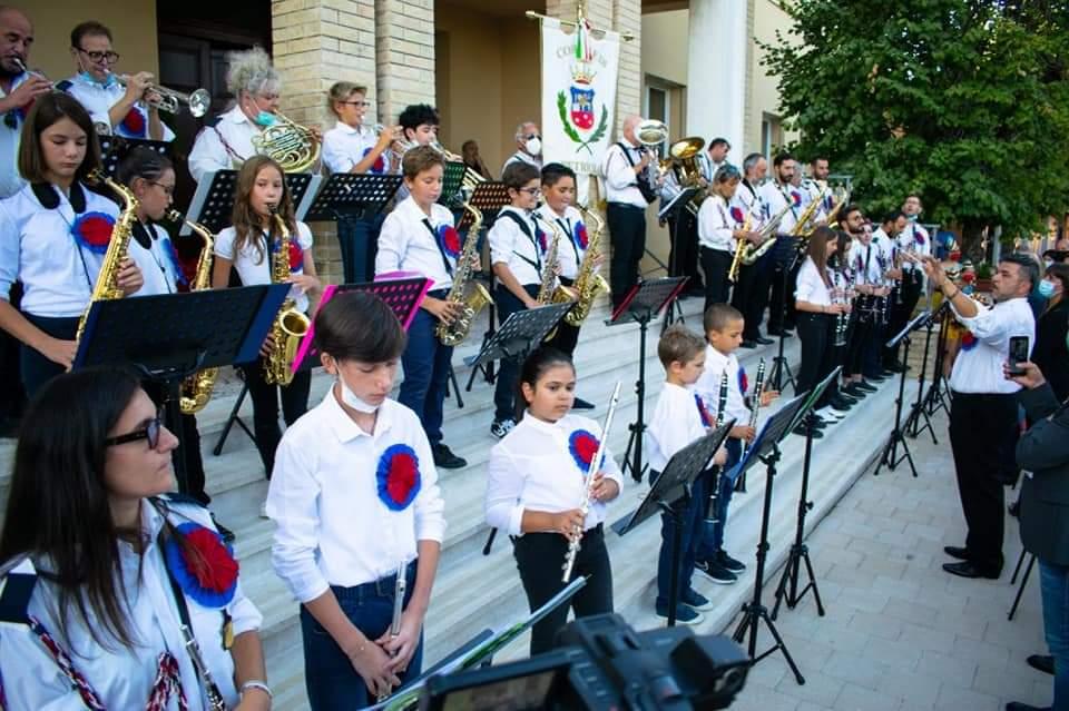 La carica dei 130 giovani musicisti @ Music Camp & Tour 2021