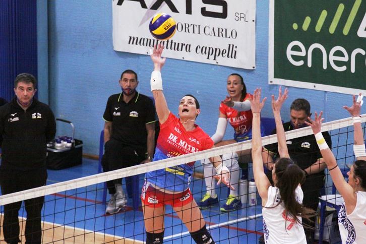 PallaVolo, la Volley Angels ai playoff contro Calcinelli