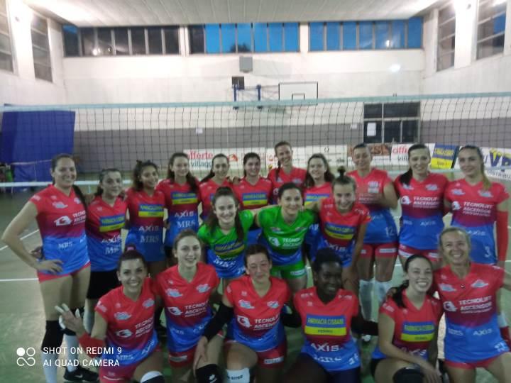 Coppa Italia Divisione Femminile, la Volley Angels partecipa con tre formazioni