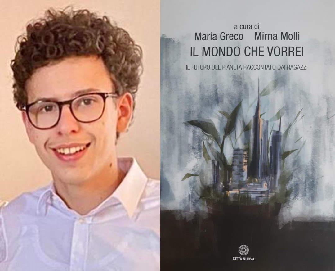 Il Liceo Rosetti brilla con Matteo Olivieri al concorso Scriviamoci
