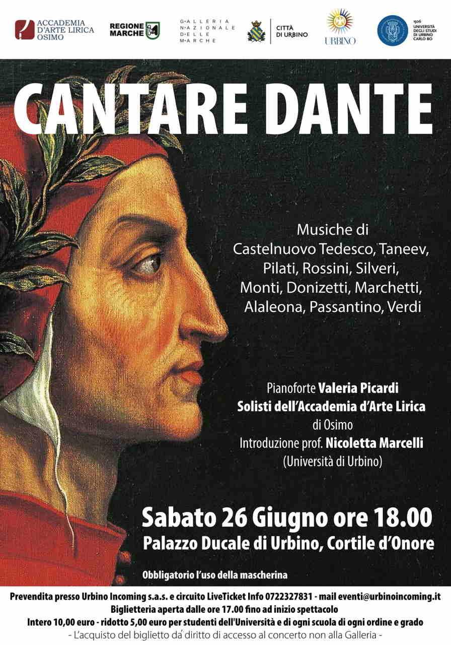 Cantare Dante