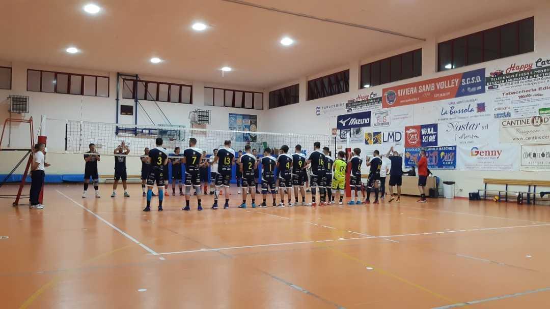 Serie C volley: Civitanova in B al termine di grande gara 2 della Riviera Samb
