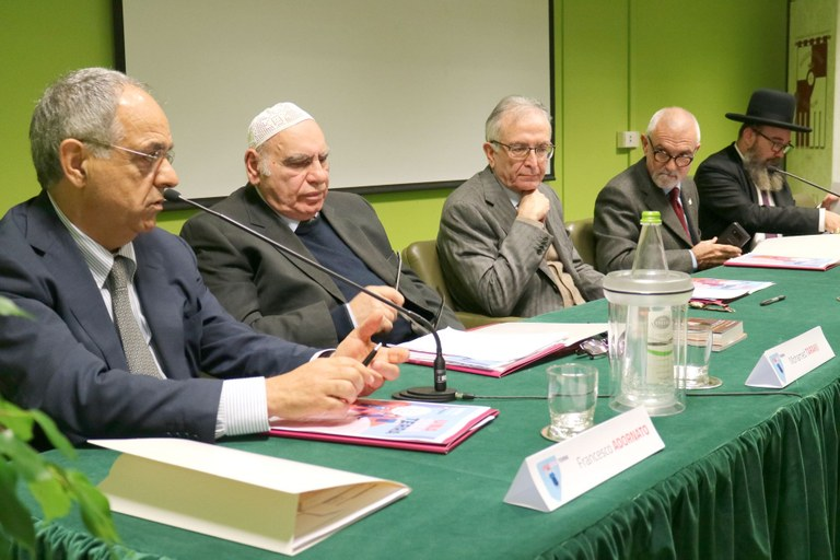 Il rettore UniMc Francesco Adornatoricorda l'Imam Mohamed Tarakji