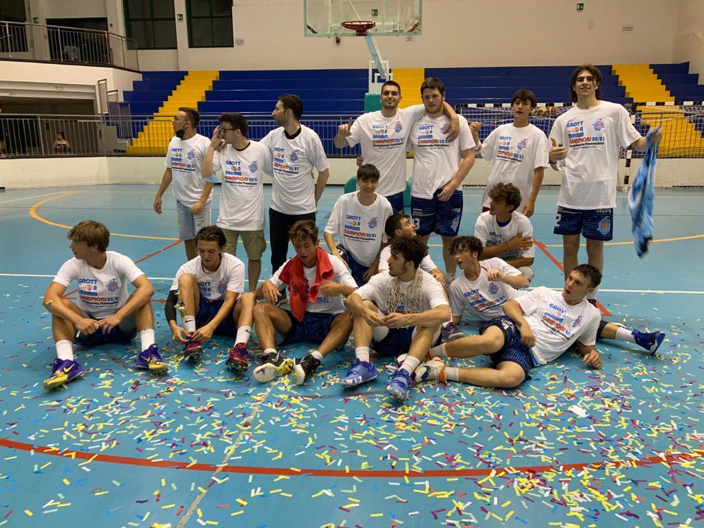Grottammare Basketball – San Crispino Porto Sant'Elpidio 60 – 45
