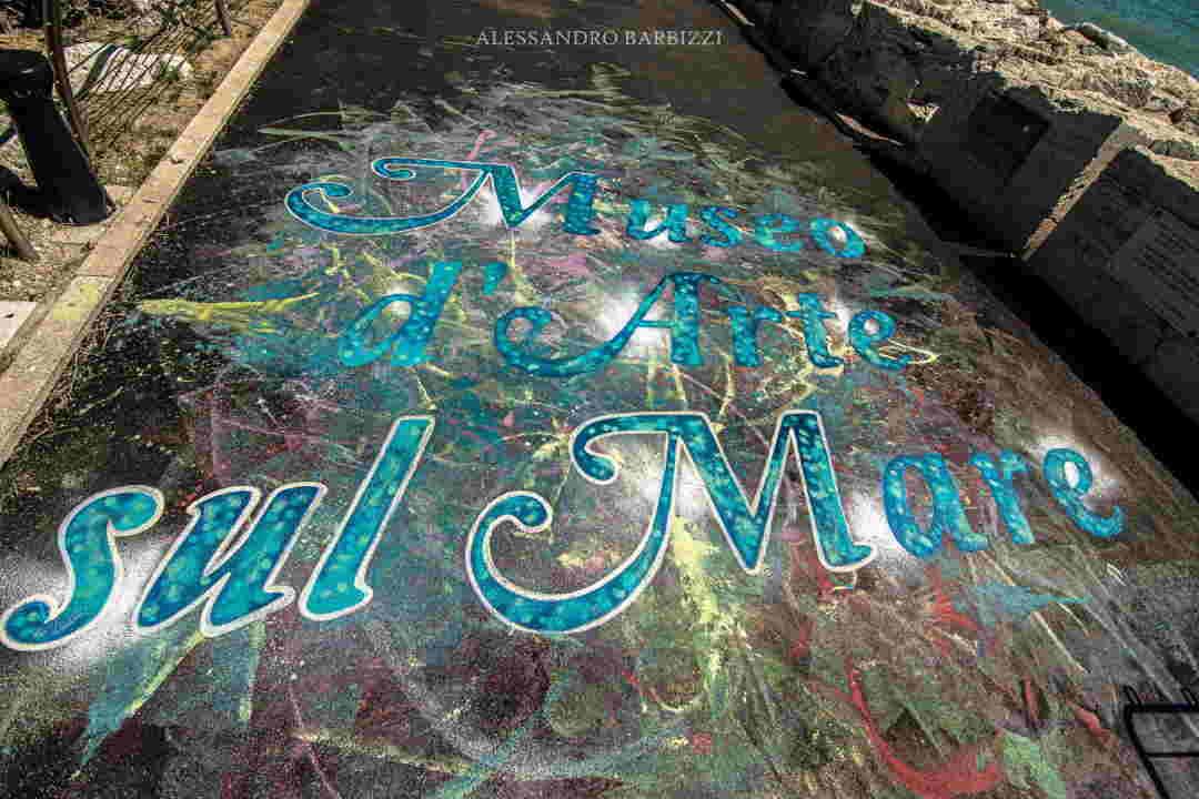 Festival dell'Arte sul Mare, domani la presentazione delle opere alla Città