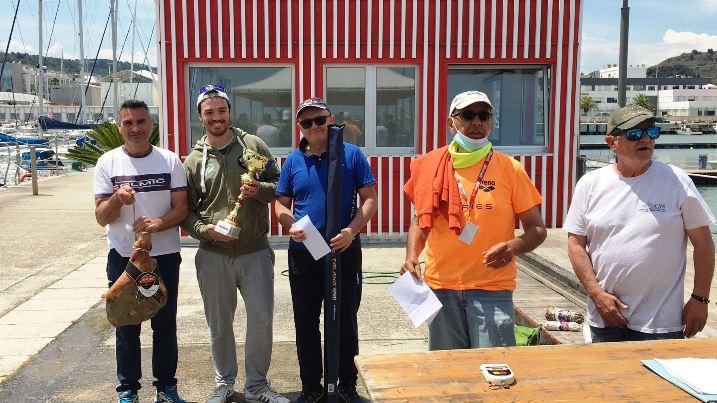"""Blue Fish Tournament, il team """"Veleno"""" si aggiudica la 6a edizione del Cns"""