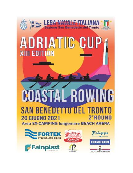 2a tappa della XIII edizione del Trofeo Challenger Adriatic Cup in Città