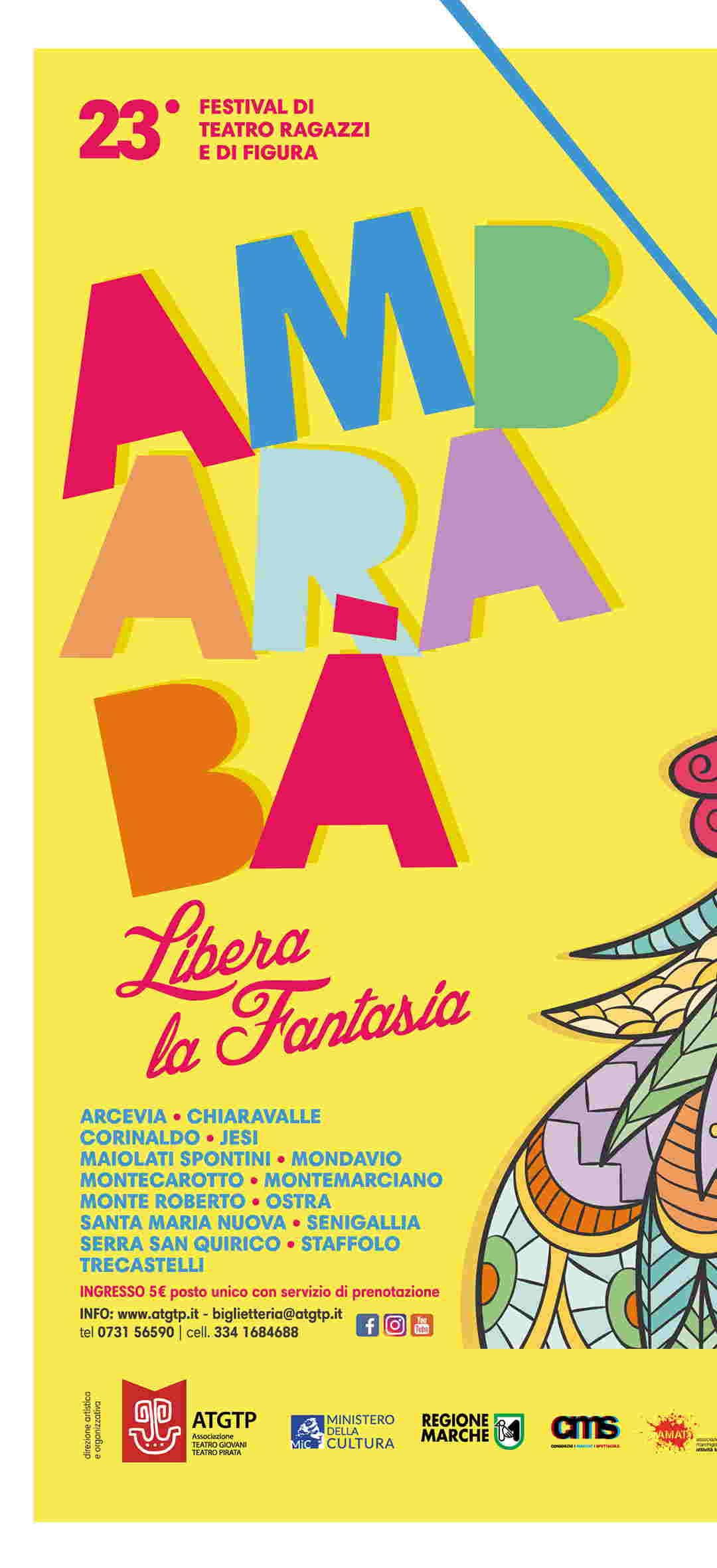 Riparte il Festival Ambarabà