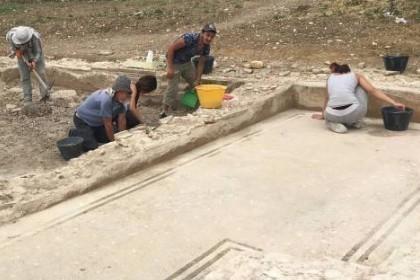 UniMc apre le visite al foro e alla villa romana di Urbisaglia