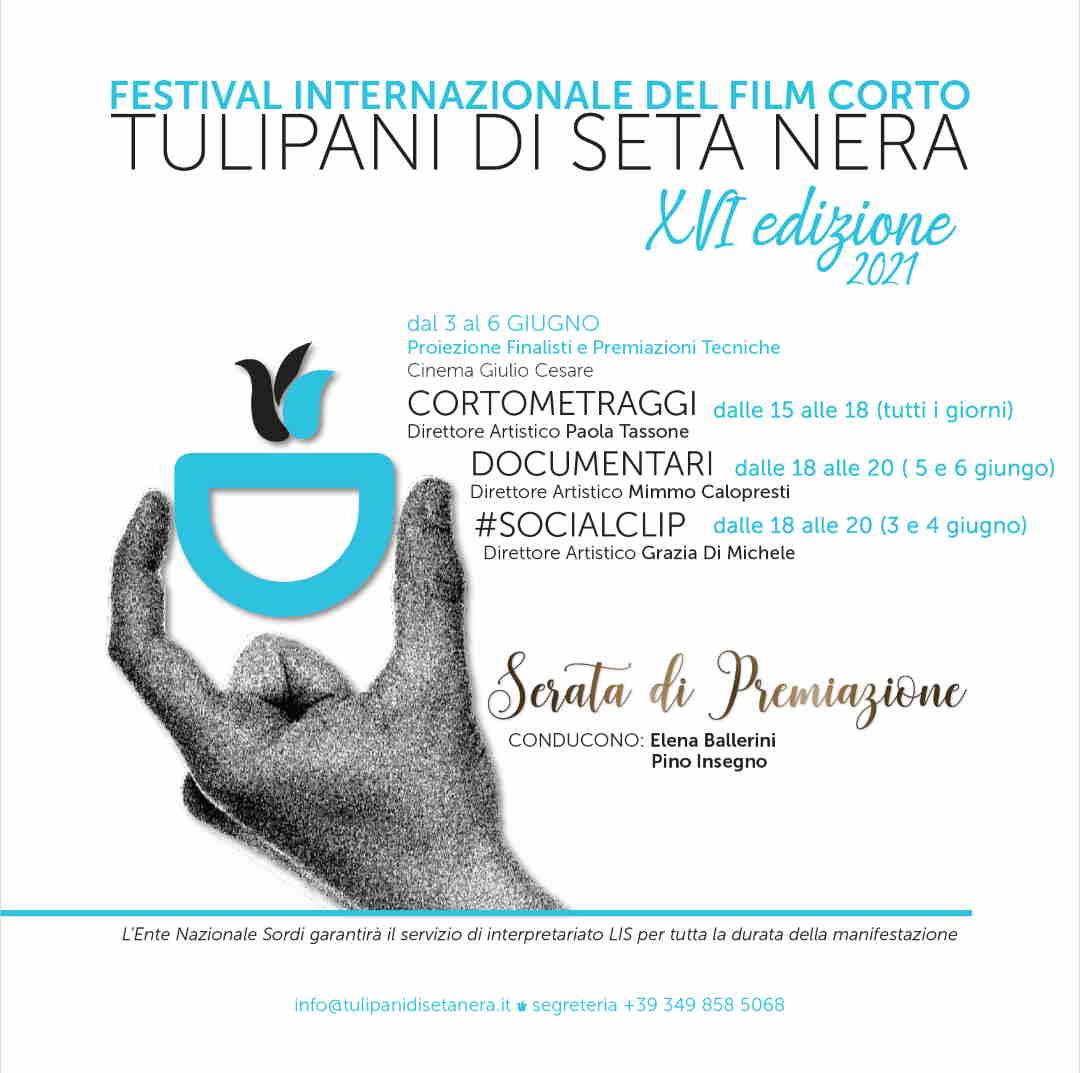 L'Anmil sostiene il cinema per promuovere la Sicurezza sul Lavoro con il Festival Tulipani di Seta Nera