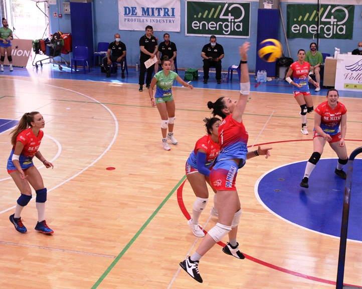 Volley Angels a Legnano per portare i playoff B2 femminile al Golden Set