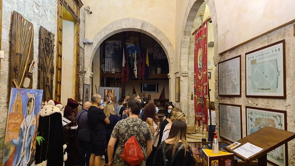 Le camminate culturali di Ascoli tra Quintana ed il patrono S. Emidio
