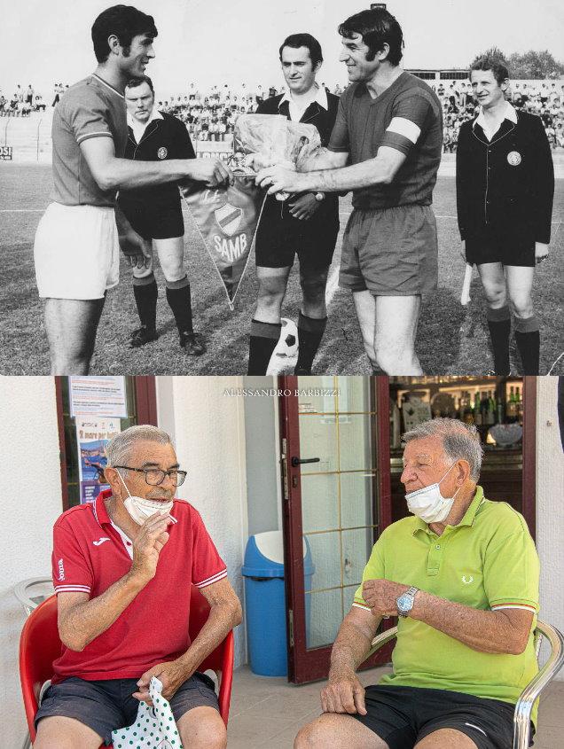 Beni e Barbizzi, Capitani Coraggiosi 50 anni dopo