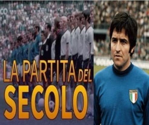 """Con """"Picchio"""" De Sisti per parlare della """"partita del secolo"""" Italia – Germania 4 – 3"""