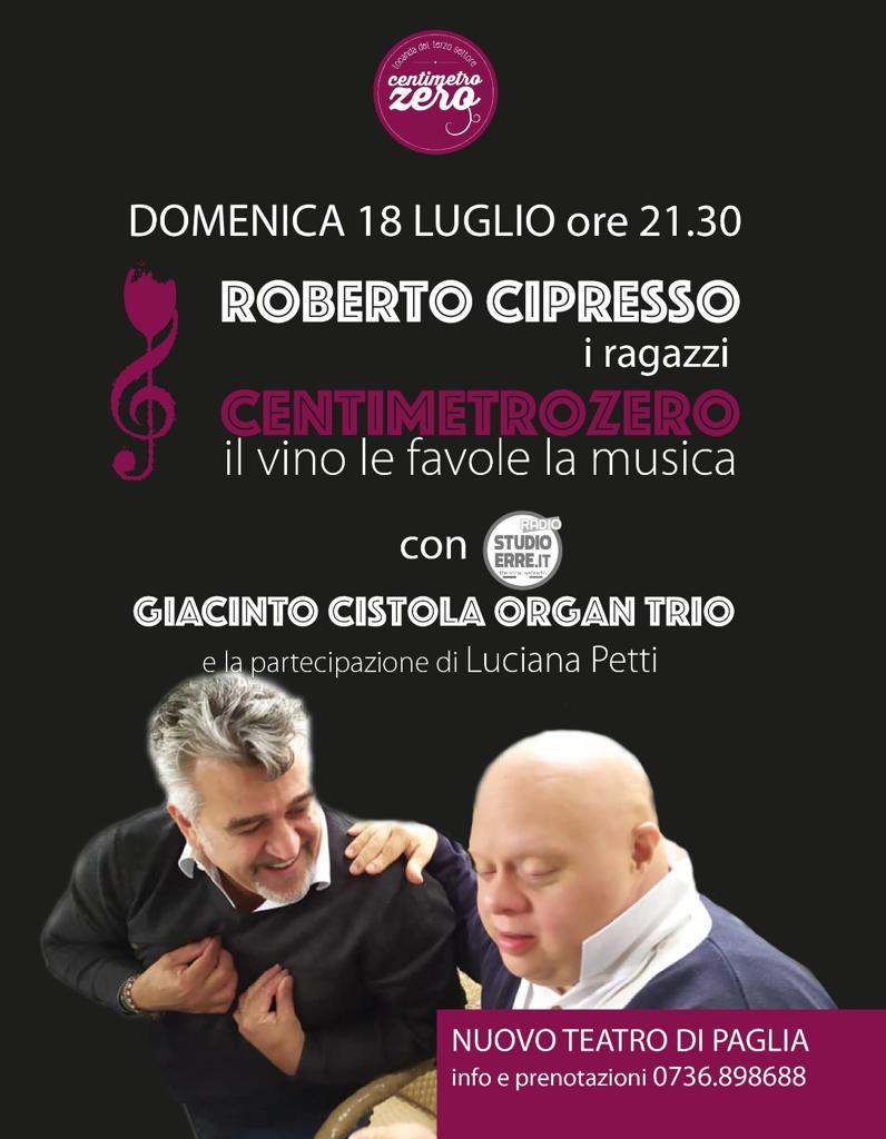 Metti una sera alla Locanda con Roberto Cipresso tra favole, vino e un teatro di paglia