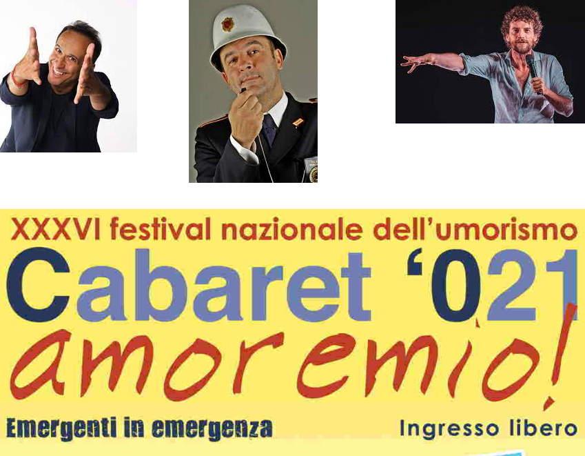 Cabaret, amoremio! Da domani in scena l'edizione della ripartenza