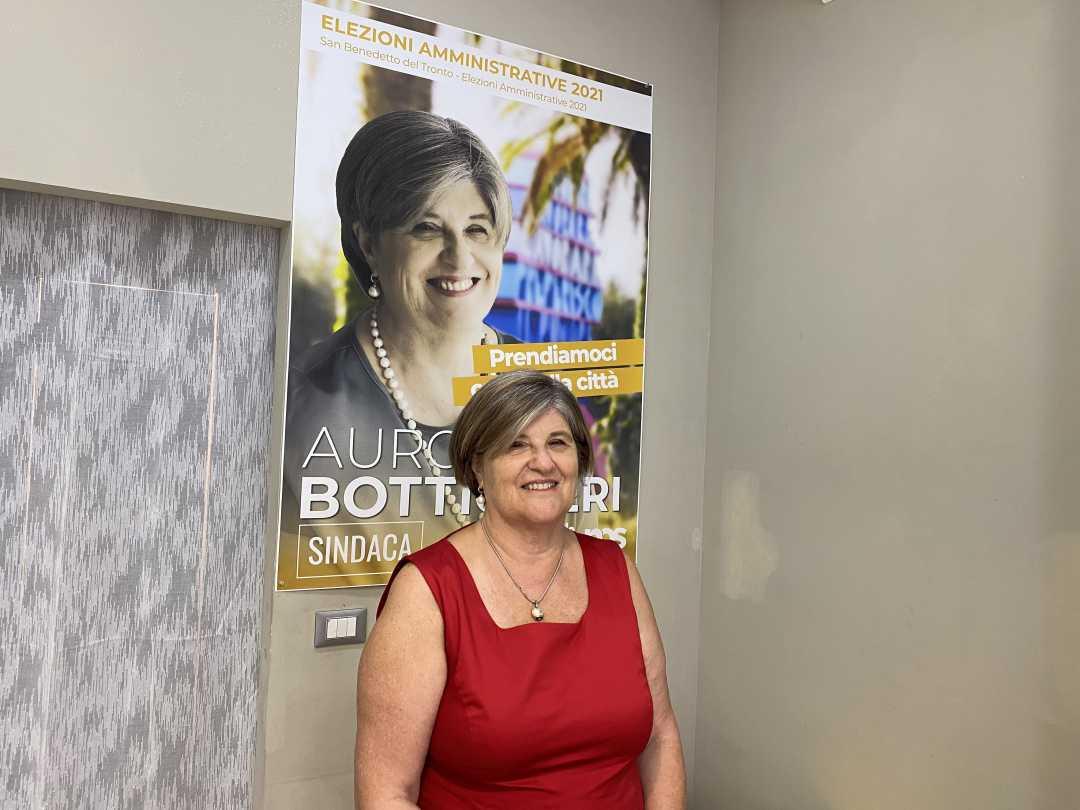 Inaugurata la sede elettorale della candidata Sindaca Aurora Bottiglieri