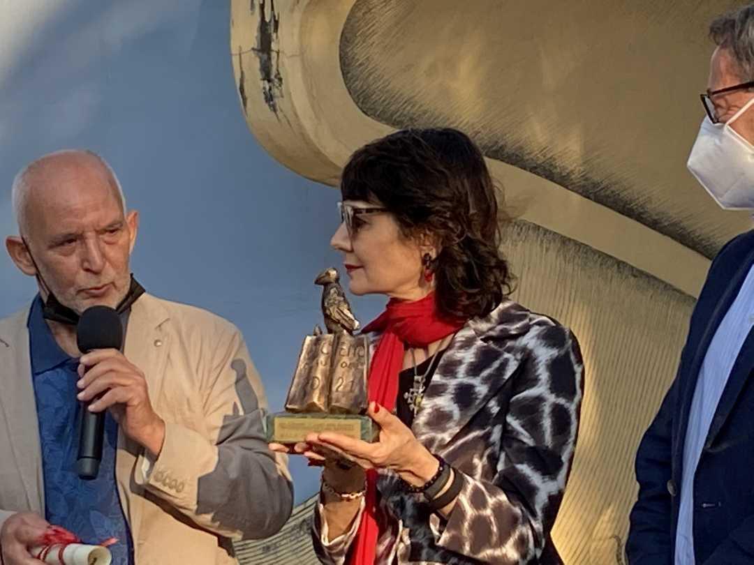 """A Elisabetta Sgarbi il """"Riconoscimento alla casa editrice"""" per """"La nave di Teseo"""""""