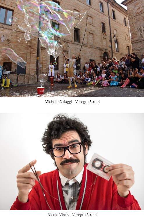 Al via il 23° Veregra Street Festival di Montegranaro