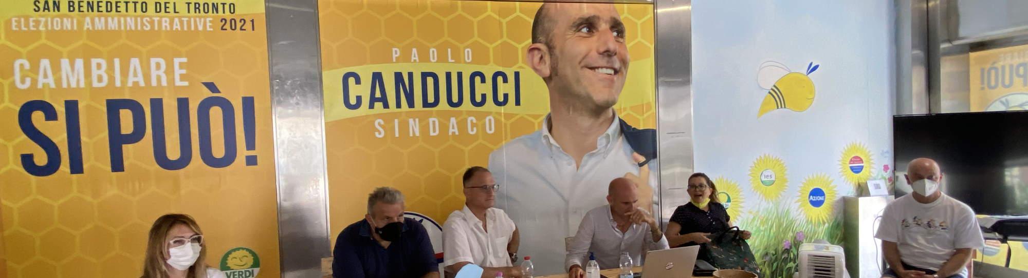 Verso le elezioni amministrative, anche una parte del Pd a sostegno di Canducci Sindaco