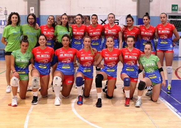 Volley Angels, il sogno B1 si concretizza