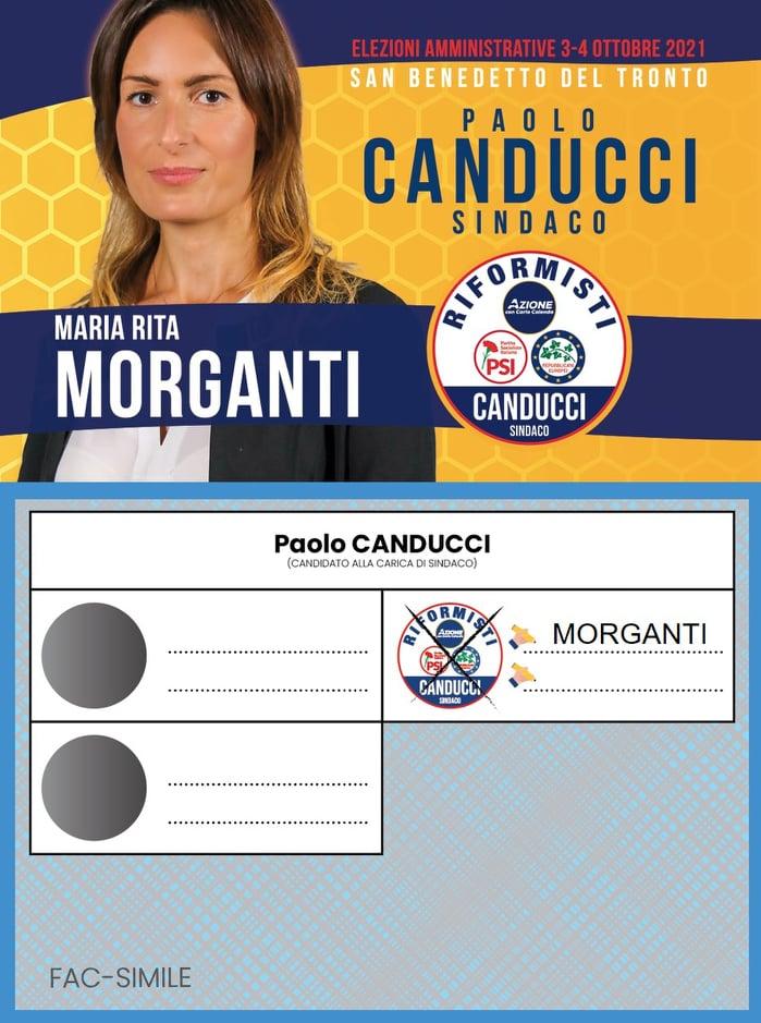 Verso le elezioni comunali: Maria Rita Morganti