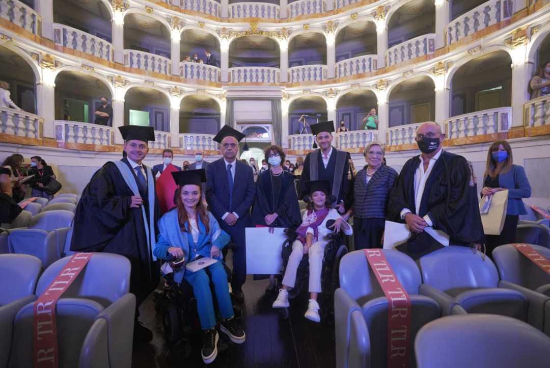 UniMc, i laureati che fanno la storia dell'Ateneo