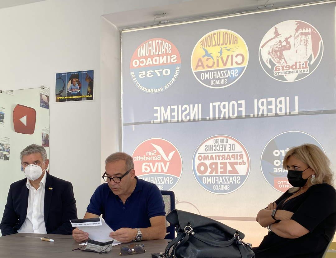 Piscina, Spazzafumo replica con forza a Piunti sui 700 mila Euro persi con il bando Sport e Periferie